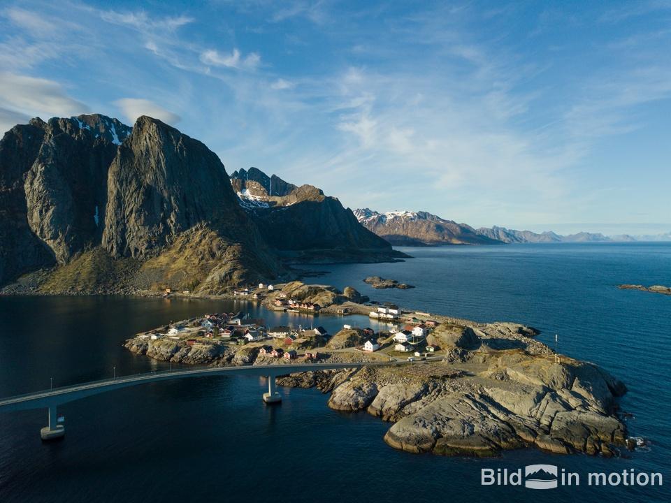 Landschaftsfotografie von oben mit Drohne und Quadrocopter