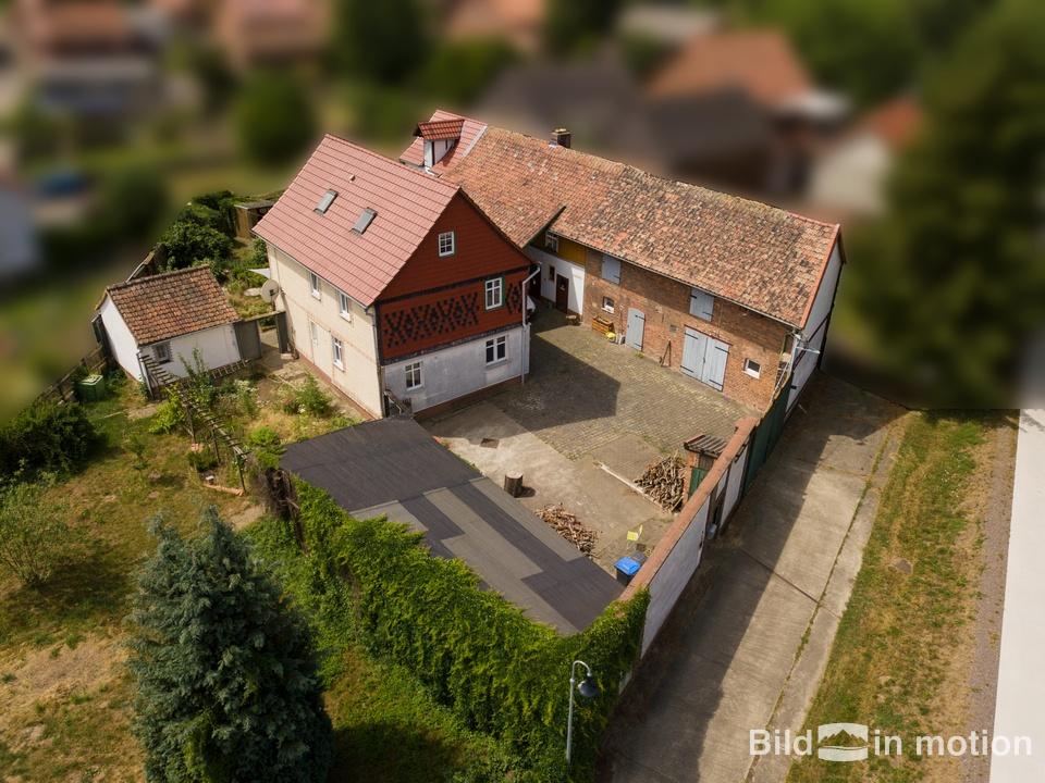 Luftbildfotografie Immobilie mit Drohne