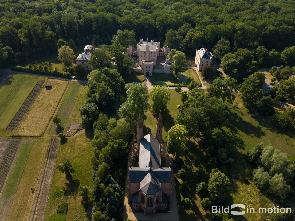 Luftbildfotografie Immobilien Drohne