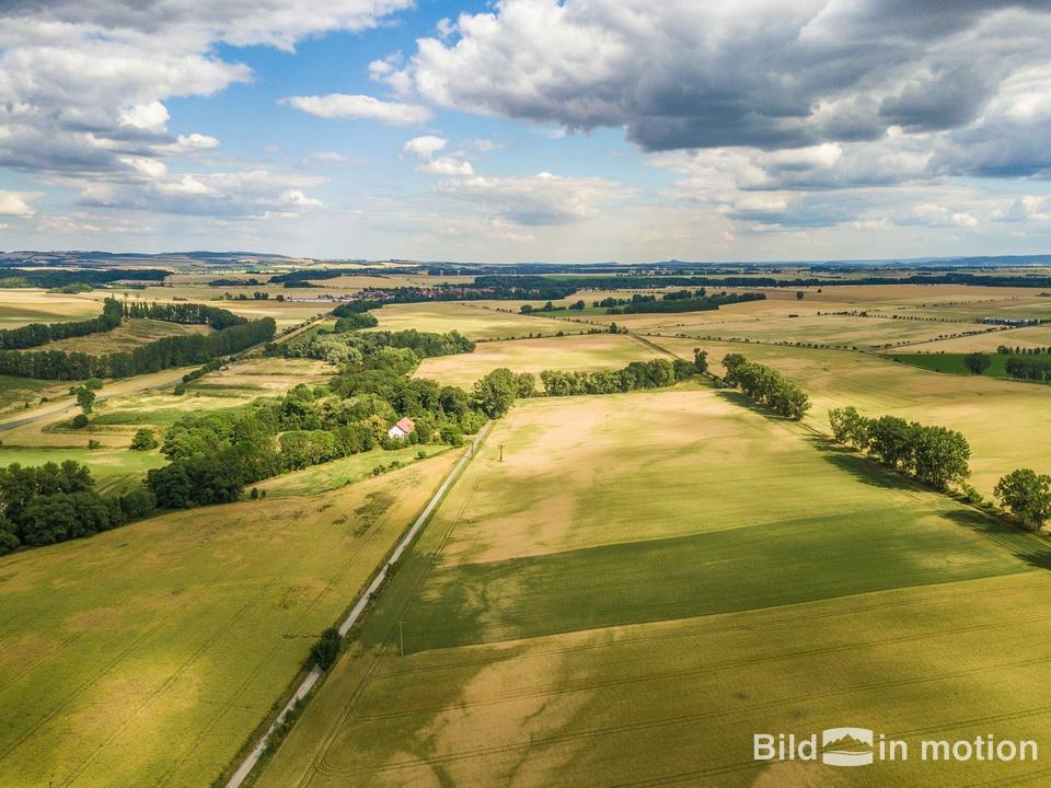 Osterwieck im Harz Luftbildfotografie Landschaft