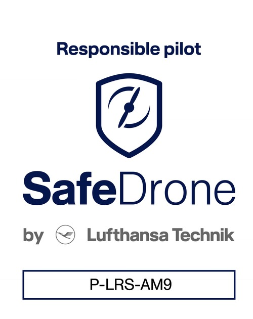 Safe Drone Pilot Drohne Luftbilder