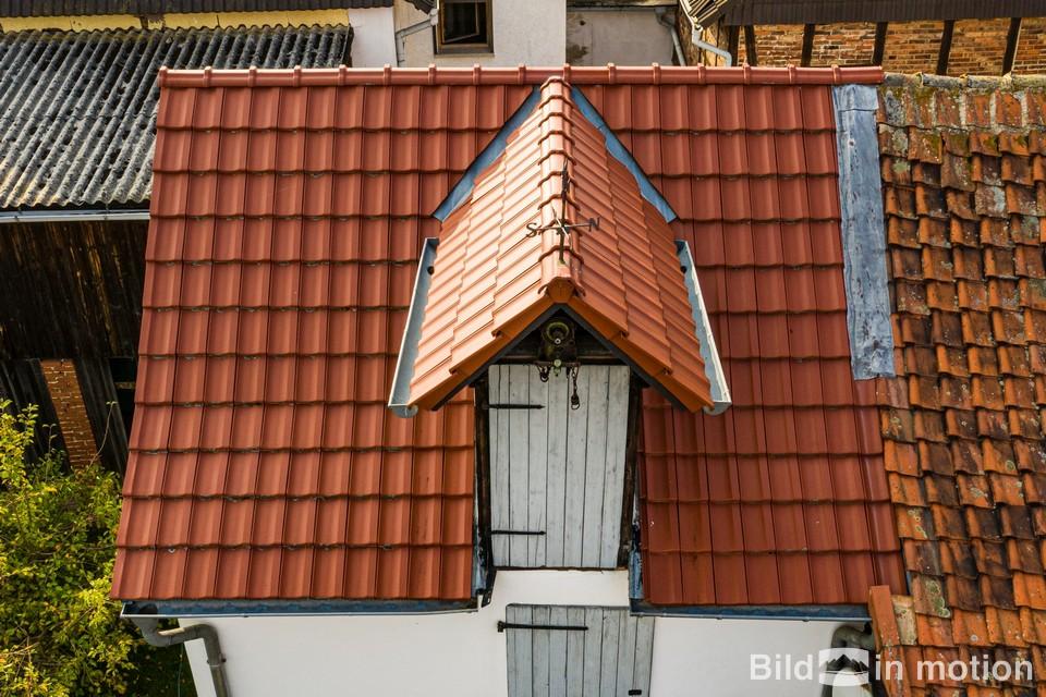 Drohne Dachinspektion Drohnenfotograf Bauueberwachung Luftbildfotografie