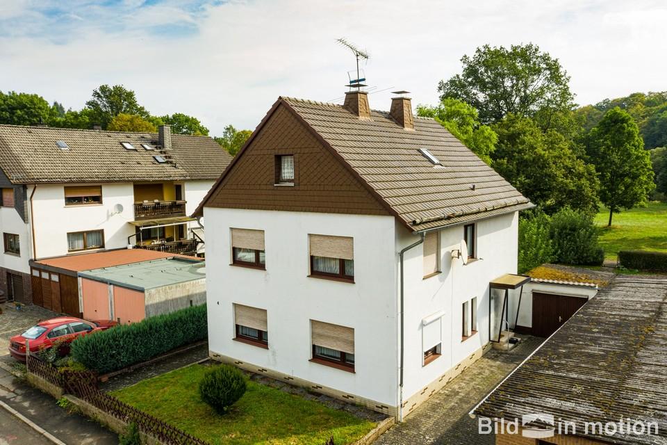 Immobilienfotograf Immobilienfotografie Drohne Einfamilienhaus Luftbild