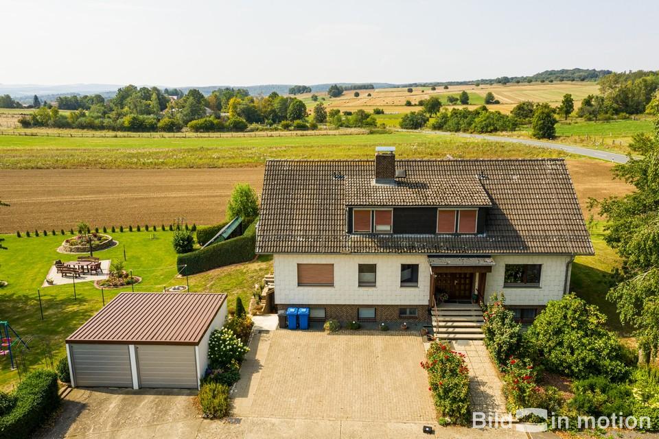 Luftbild Fotograf Haus von oben