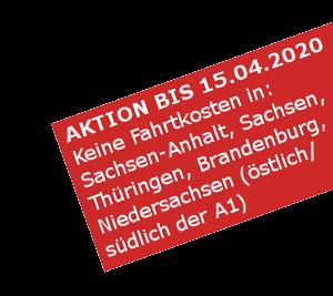 Luftbild Aktion Ostern 2020